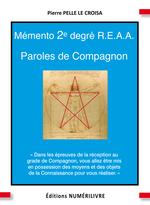Vente EBooks : Mémento 2e degré REAA paroles de compagnon