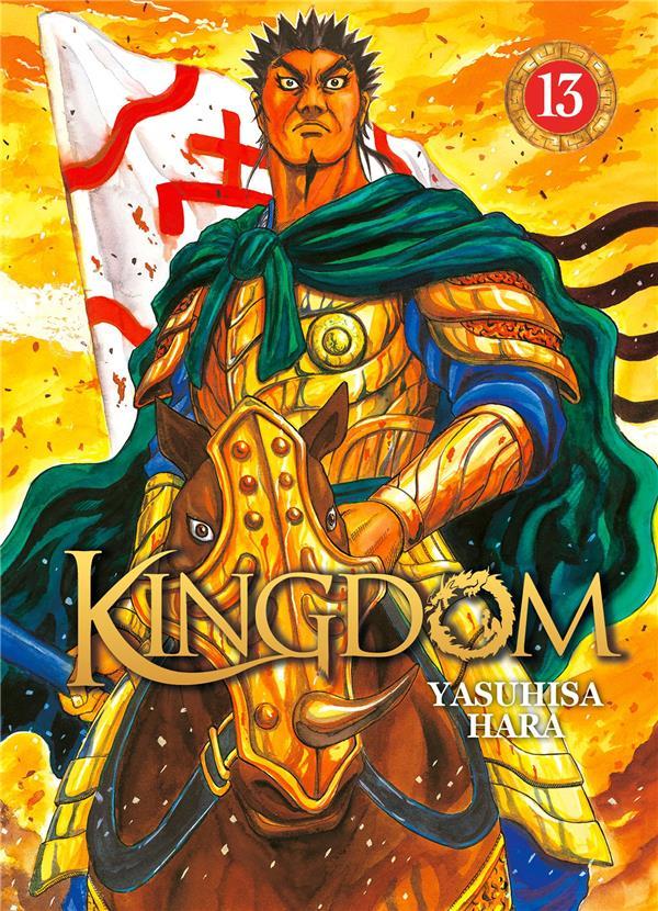 KINGDOM T.13 HARA YASUHISA