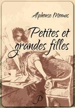 Petites et grandes filles  - Alphonse Momas