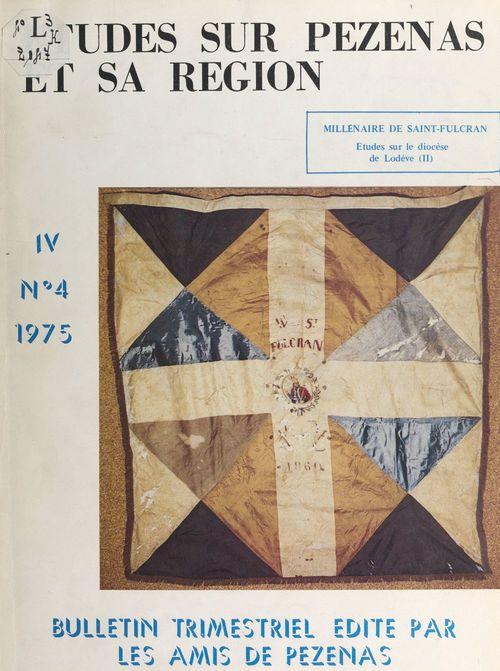 Études sur Pézenas et sa Région (4)  - Charles Bonami