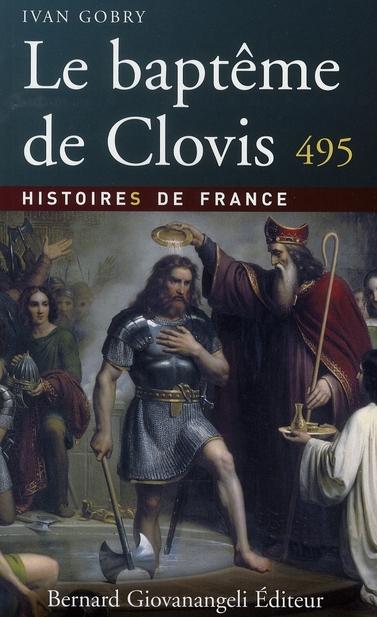 Le baptème de Clovis 495