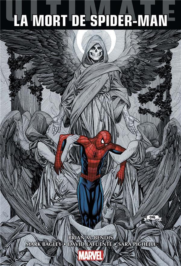 Ultimate Spider-Man ; la mort de Spider-Man
