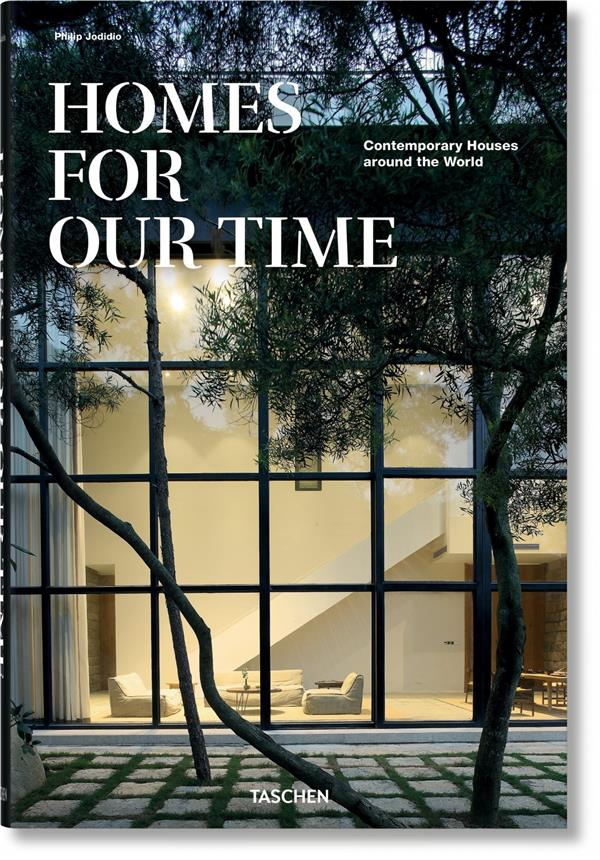 Homes for our time ; contemporary houses from China to China