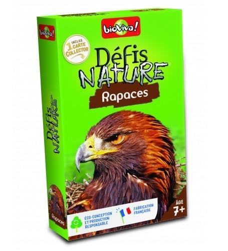 Defis nature - rapaces
