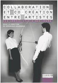 Collaboration et co-creation entre artistes - des annees 1960 a nos jours
