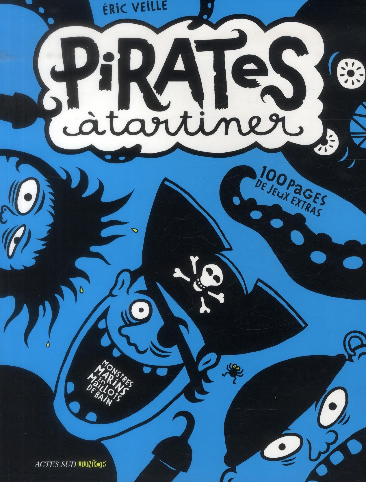 Pirates à tartiner