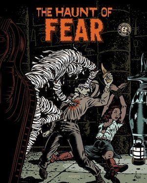 The Haunt of fear T1  - . Collectif