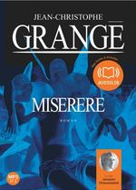Vente AudioBook : Miserere  - Jean-Christophe Grangé