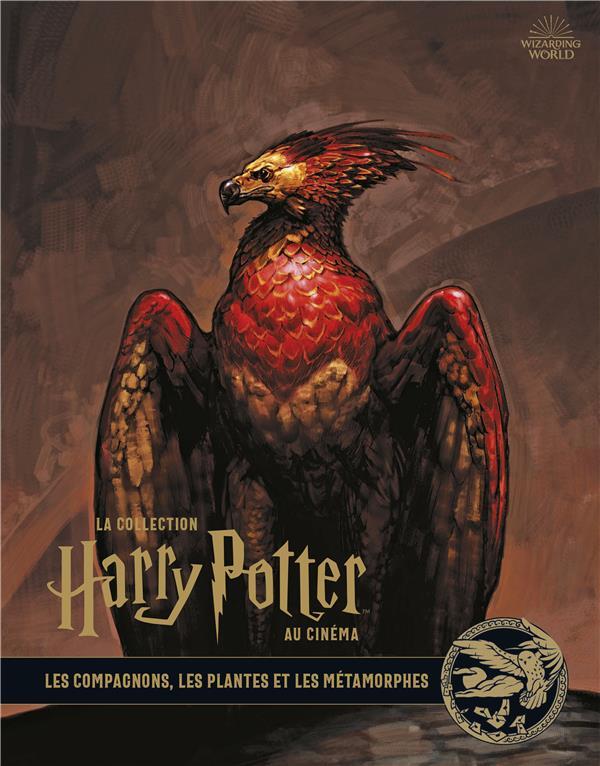 La collection Harry Potter au cinéma T.5 ; les compagnons, les plantes et les métamorphes
