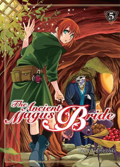 The ancient magus bride T.5