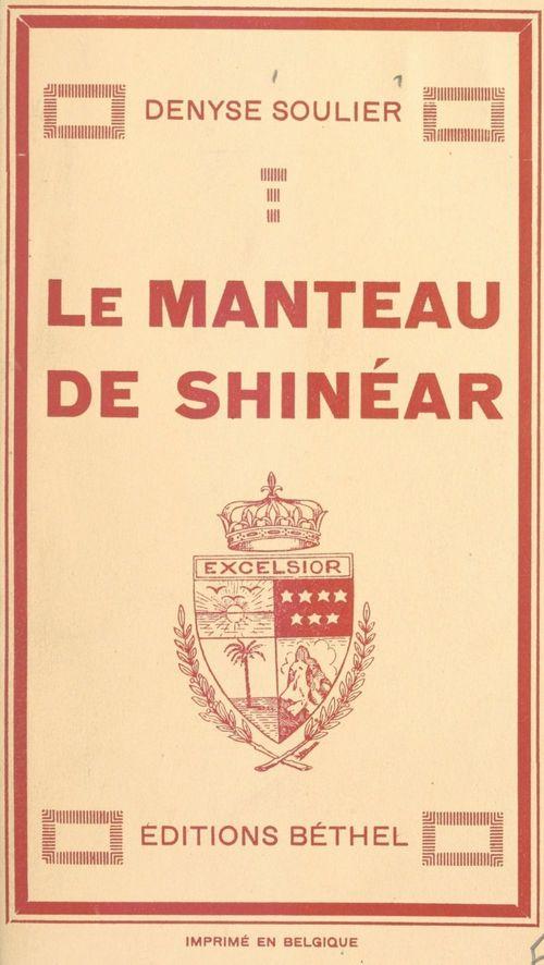 Le manteau de Shinéar
