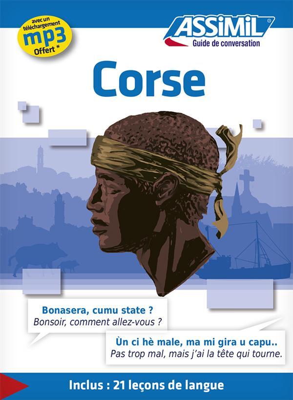 GUIDES DE CONVERSATION  -  CORSE