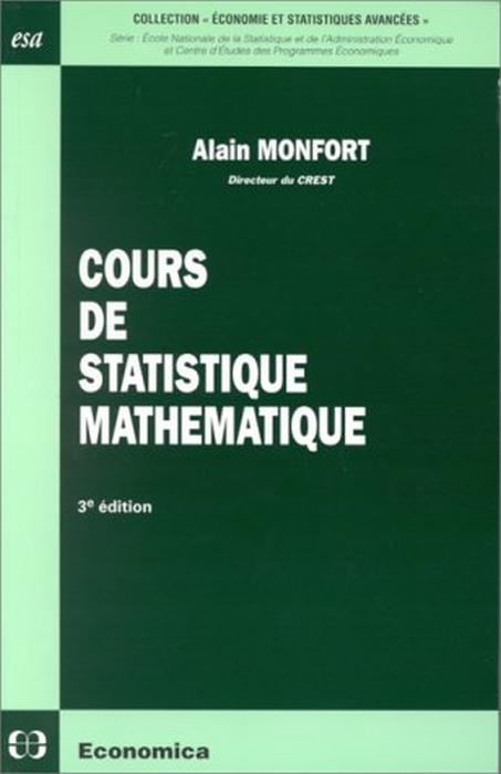 Cours De Statistique Mathematique
