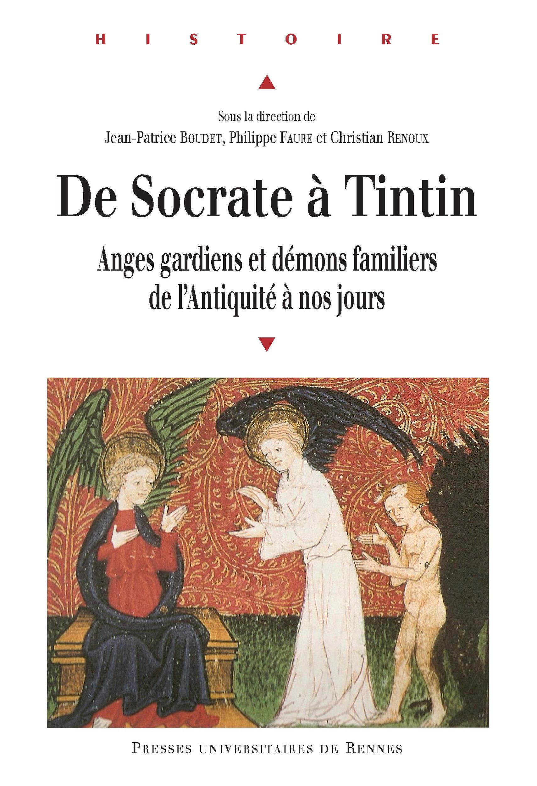 De Socrate à Tintin  - Christian Renoux  - Philippe Faure  - Jean-Patrice Boudet