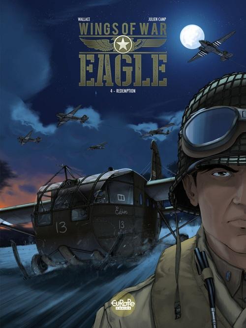 Wings of War Eagle - Volume 4 - Redemption