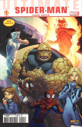 Ultimate Spider-Man Hs 01