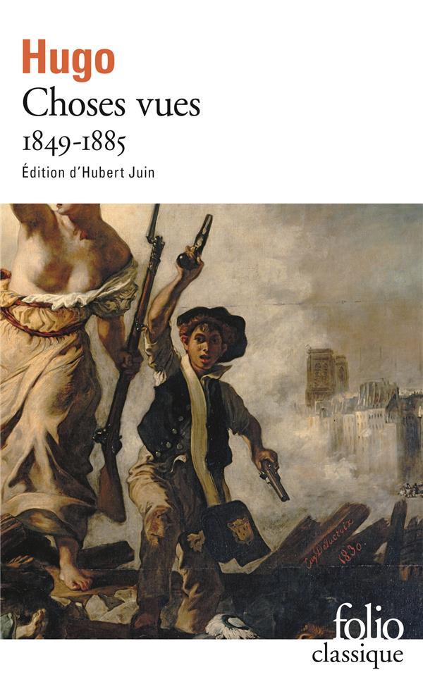 Choses vues t.2 ; 1849-1885