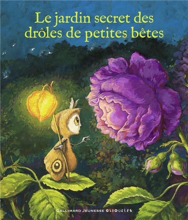 Le jardin secret des Drôles de Petites Bêtes