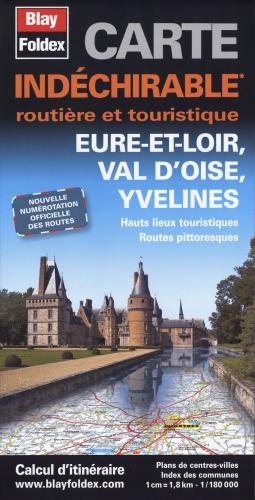 XXX - BF CD EURE ET LOIRE, VAL D'OISE, YVELINES