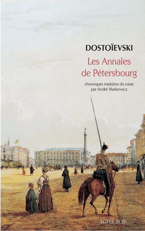 Les Annales De Petersbourg