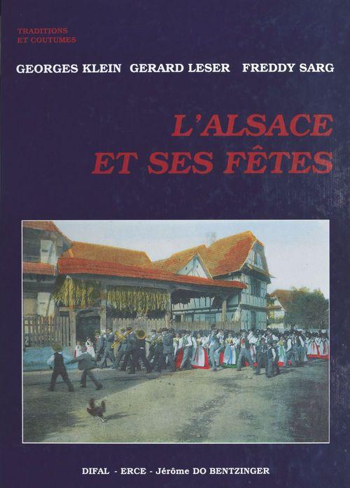 Alsace et ses fetes