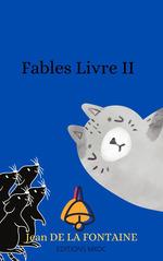 Vente Livre Numérique : Fables Livre II  - Jean (de) La Fontaine