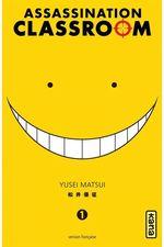 Vente EBooks : Assassination classroom - tome 1  - Yusei Matsui