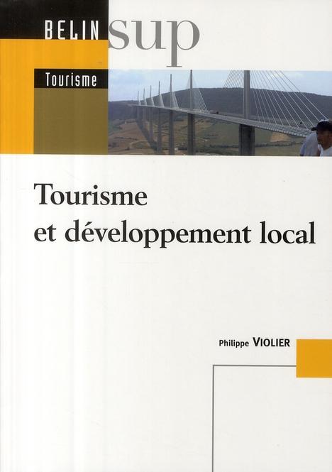 Tourisme Et Developpement Local