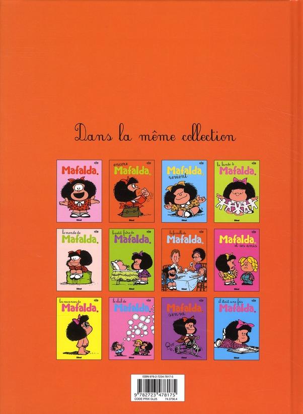 Mafalda t.2 ; encore Mafalda