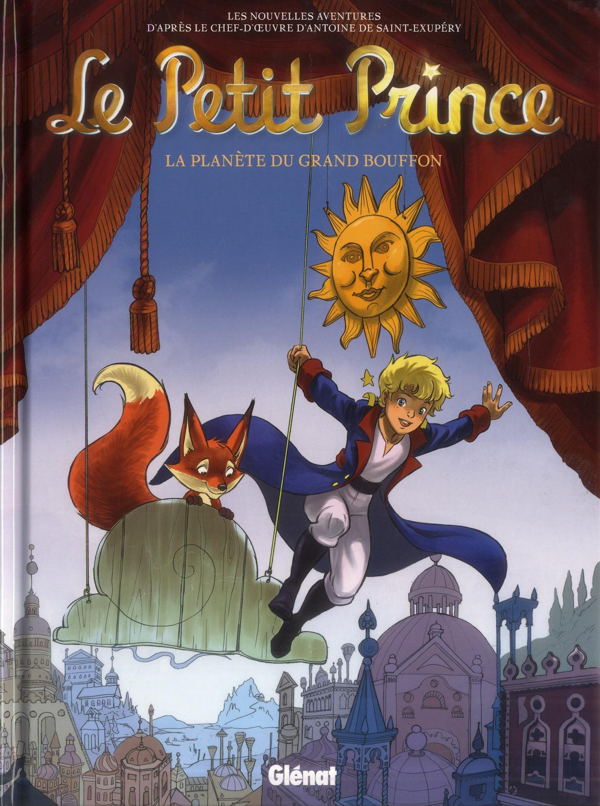 Le Petit Prince T.14 ; La Planete Du Grand Bouffon