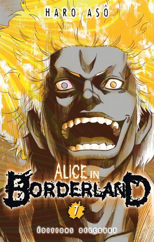 Alice in Borderland T.7