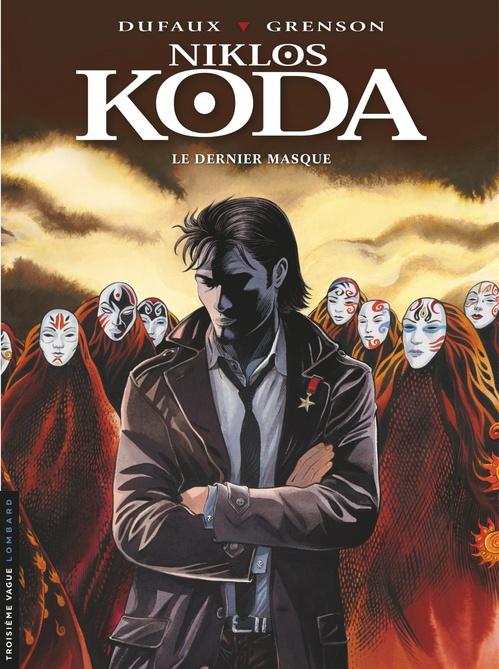 Niklos Koda T.15 ; le dernier masque