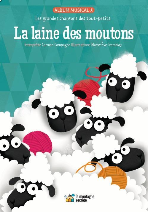 La laine des moutons ; album musical