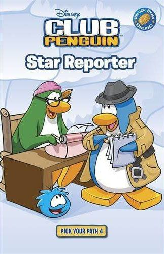 Club penguin pick your path 4 : star reporter