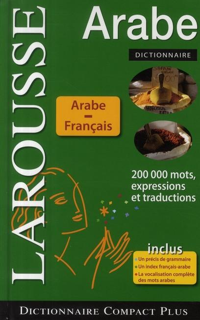 Compact Plus Arabe-Francais