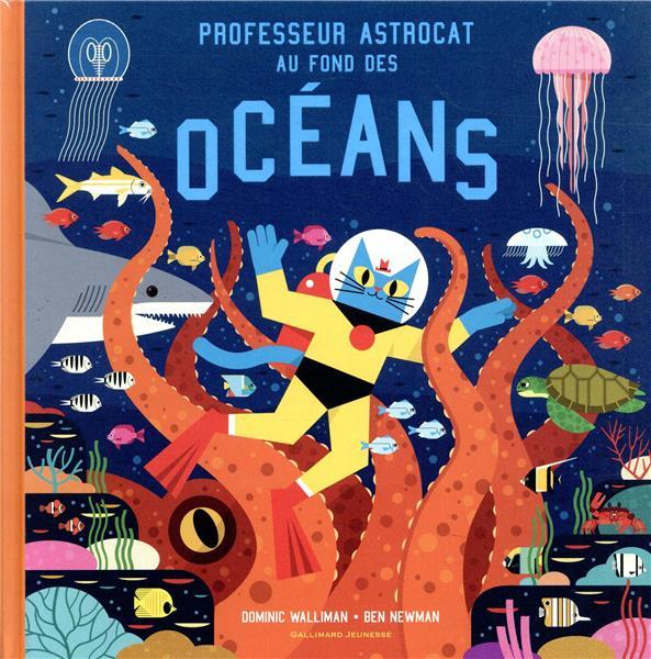 Astro cat : les fonds marins