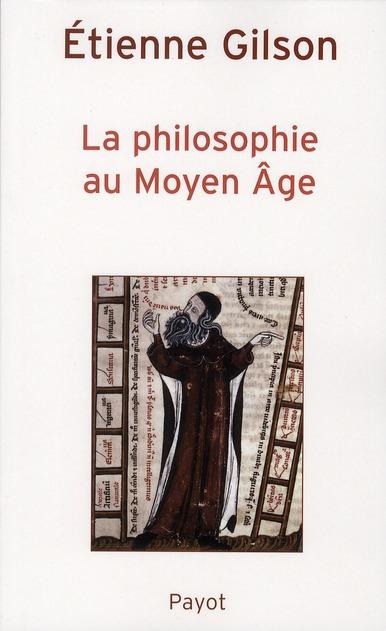 La philosophie au Moyen-âge