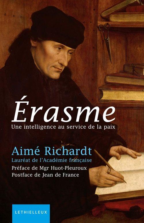 Erasme ; une intelligence au service de la paix