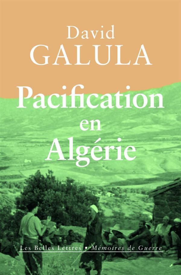 Pacification en Algérie