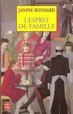 Couverture de L'esprit de famille t.1