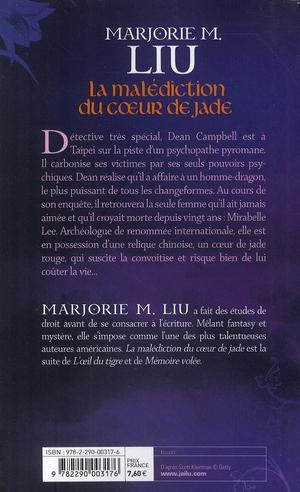La malédiction du coeur de jade