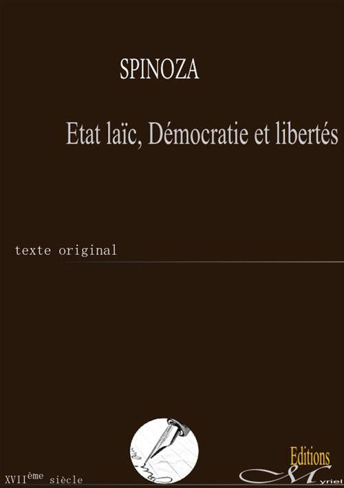 État laïc, Démocratie et libertés