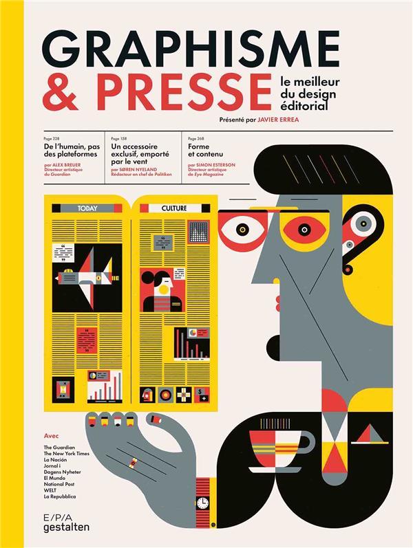 GRAPHISME et PRESSE, LE MEILLEUR DU DESIGN EDITORIAL