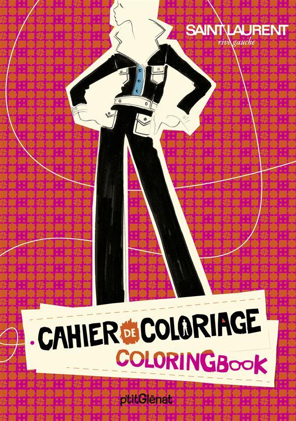 Cahier de coloriage prêt-à-porter