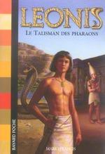 Couverture de Leonis t.1 ; le talisman des pharaons