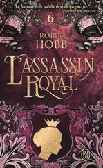 L'Assassin royal (Tome 6) - La Reine solitaire  - Robin Hobb