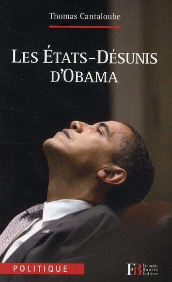 Les Etats désunis d'Obama