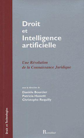 Droit et intelligence artificielle ; une révolution de la connaissance juridique
