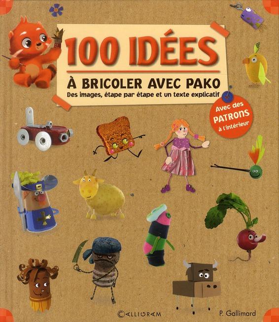 100 Idees A Bricoler Avec Pako