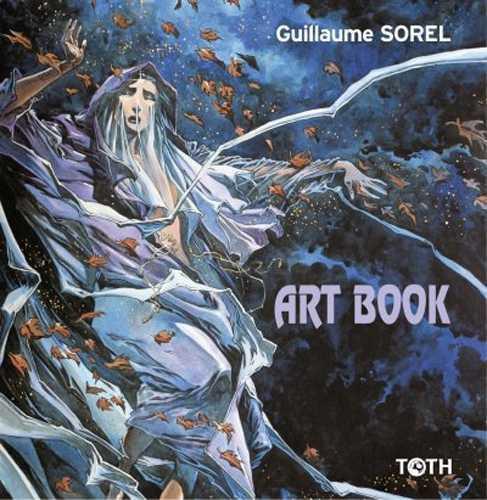 Art book Guillaume Sorel